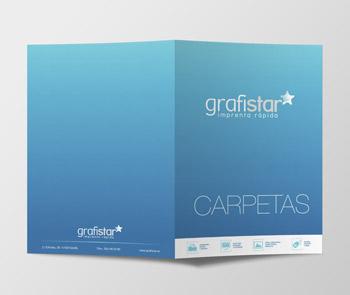 carpetas de presentación