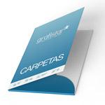 imprimir carpetas de presentación